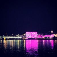 Photo taken at Ars Electronica Center by Koichiro E. on 8/24/2012