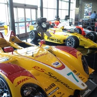 Photo taken at Penske Racing Museum by Casey P. on 7/10/2012