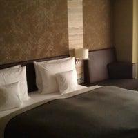 Das Foto wurde bei Dorint Hotel am Heumarkt Köln von Hubert M. am 5/20/2012 aufgenommen