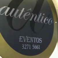 Foto tirada no(a) Autentico Eventos por Sergio N. em 3/10/2012
