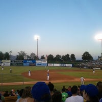 Foto scattata a Cashman Field da Ashley T. il 6/16/2012