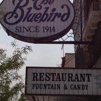 Photo taken at Bluebird Restaurant by Jason H. on 8/13/2012