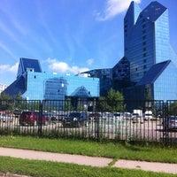 Снимок сделан в РАНХиГС при Президенте РФ пользователем Katrine M. 6/25/2012