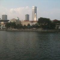 9/25/2011にMitsuhiro A.がSingapore Riverで撮った写真