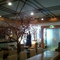 Das Foto wurde bei Yume von Chryssa S. am 4/11/2012 aufgenommen