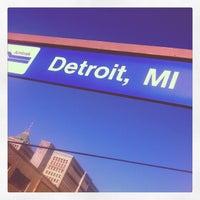 Foto scattata a Detroit Amtrak Station (DET) da Shannon H. il 11/2/2011