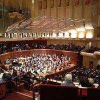 Das Foto wurde bei Louise M. Davies Symphony Hall von Dave D. am 5/27/2012 aufgenommen