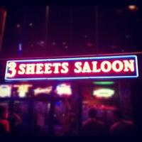 รูปภาพถ่ายที่ 3 Sheets Saloon โดย Jessica B. เมื่อ 7/3/2012