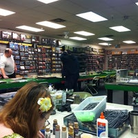 Photo taken at Imperial Outpost Games by Dave R. on 3/27/2012