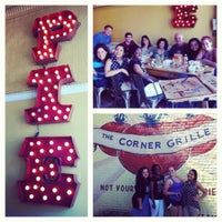 Photo Taken At Corner Grille By Stephanee G On 5 19 2017