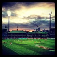 7/7/2012에 Ben T.님이 Sydney Cricket Ground에서 찍은 사진
