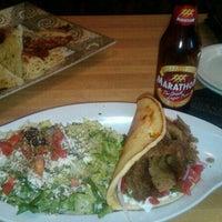 Das Foto wurde bei My Big Fat Greek Restaurant von Outlaw Gilly am 6/22/2012 aufgenommen