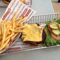 Photo taken at Smashburger by Eric on 7/4/2012