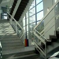 """Foto scattata a Edificio 13 """"Trifoglio"""" (Aule T) da Fiore B. il 11/9/2011"""