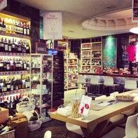 9/5/2012 tarihinde Quentin V.ziyaretçi tarafından Sensus Şarap & Peynir Butiği'de çekilen fotoğraf