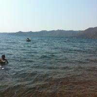 7/24/2012 tarihinde Nirv@n@ K.ziyaretçi tarafından Erine Beach Club'de çekilen fotoğraf