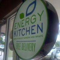 Foto tomada en Energy Kitchen por Ruben C. el 7/15/2012