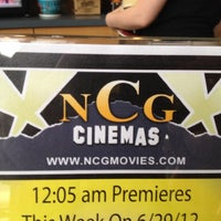 Ncg Cinemas 36 Tips