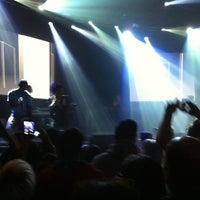 Снимок сделан в Roundhouse пользователем Bruno g. 3/19/2011