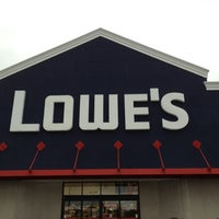 Photo Taken At Lowe 39 S Home Improvement By Christy C On