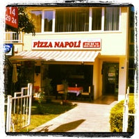 Photo prise au Pizza Napoli par Ömer Oğuz U. le8/20/2012