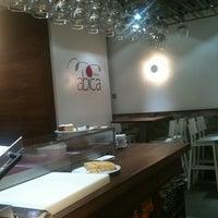 Снимок сделан в Abica Tapas Bar пользователем Pedro P. 2/6/2012