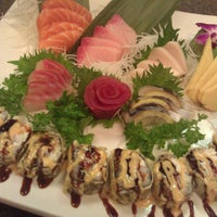 1/11/2012 tarihinde Efrain M.ziyaretçi tarafından Kyoto Sushi Bar'de çekilen fotoğraf