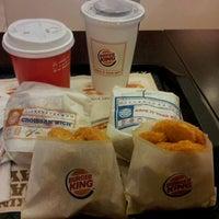 Foto scattata a Burger King da christina k. il 5/4/2012