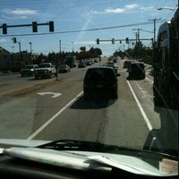 Photo taken at Daniel Webster Hwy. by Erin S. on 10/28/2011