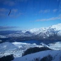 Foto tirada no(a) Cerro Catedral por Joe D. em 1/12/2012