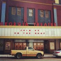 Foto tirada no(a) Georgia Theatre por Gabriela C. em 3/13/2012
