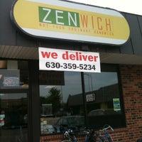 Foto tirada no(a) Zenwich por Rex C. em 7/22/2011