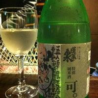 4/28/2012 tarihinde Athena S.ziyaretçi tarafından Sake Bar Ginn'de çekilen fotoğraf