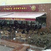 5/2/2012 tarihinde Erkanziyaretçi tarafından Kahve Dünyası'de çekilen fotoğraf