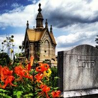 Das Foto wurde bei Oakland Cemetery von Chad E. am 6/17/2012 aufgenommen