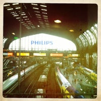 Das Foto wurde bei Hamburg Hauptbahnhof von Enrico am 8/24/2012 aufgenommen