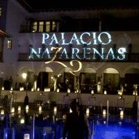 Photo prise au Belmond Palacio Nazarenas par Mauricio P. le9/8/2012