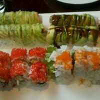Снимок сделан в Sushi O Bistro пользователем Crash Gregg 11/5/2011