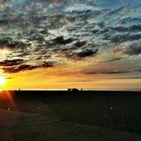 Foto diambil di Woodbine Beach oleh Grape P. pada 8/20/2012