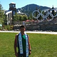 Foto tomada en Olympic Plaza por Dean N. el 8/1/2011