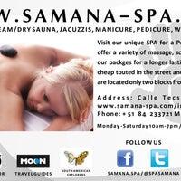 Foto tomada en Samana Spa & Suites por Juanmanuel L. el 5/11/2012