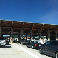 Photo taken at California Port of Entry, I-80 by Chris 😈 P. on 9/4/2012