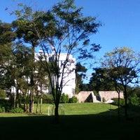 Foto tirada no(a) Laje de Pedra Resort Hotel por Alexandre F. em 10/27/2011