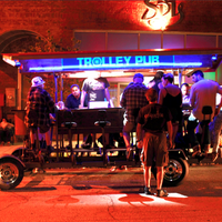 Photo prise au Trolley Pub par The News & Observer le7/18/2012
