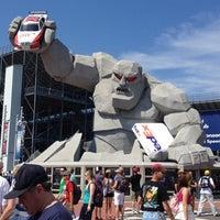 Снимок сделан в Dover International Speedway пользователем aaron r. 6/3/2012
