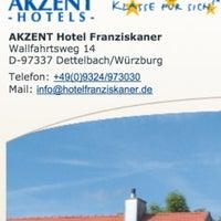 Akzent Wellness Tagungshotel Franziskaner Hotel