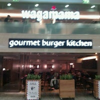 Gourmet Burger Kitchen Canary Wharf Burger Joint In London