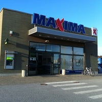Maxima Kiili (Now Closed) - Grocery Store