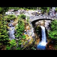 Das Foto wurde bei Mount Rainier National Park von Matt V. am 8/23/2012 aufgenommen