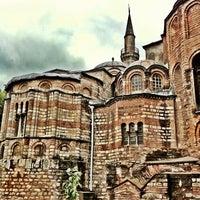 Foto scattata a Chora Museum da Gülşah E. il 10/18/2011